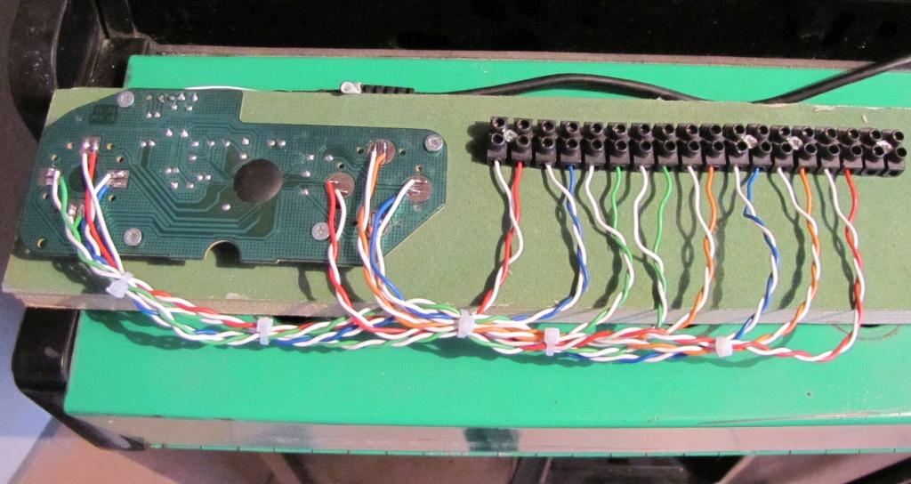 my arcade to usb connector